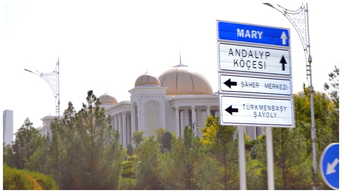 Multi-Faceted Turkmenistan